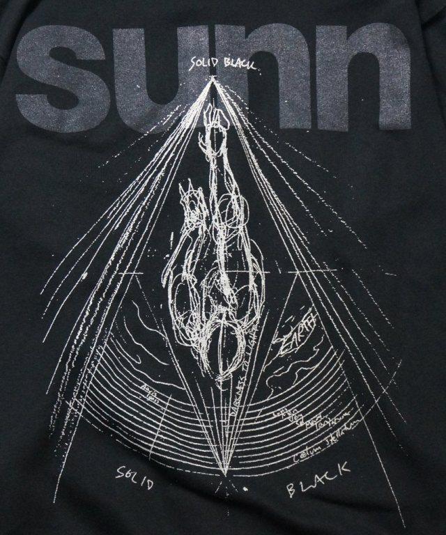 SUNN O))) ジップパーカー/ Monoliths & Dimensions Design #1