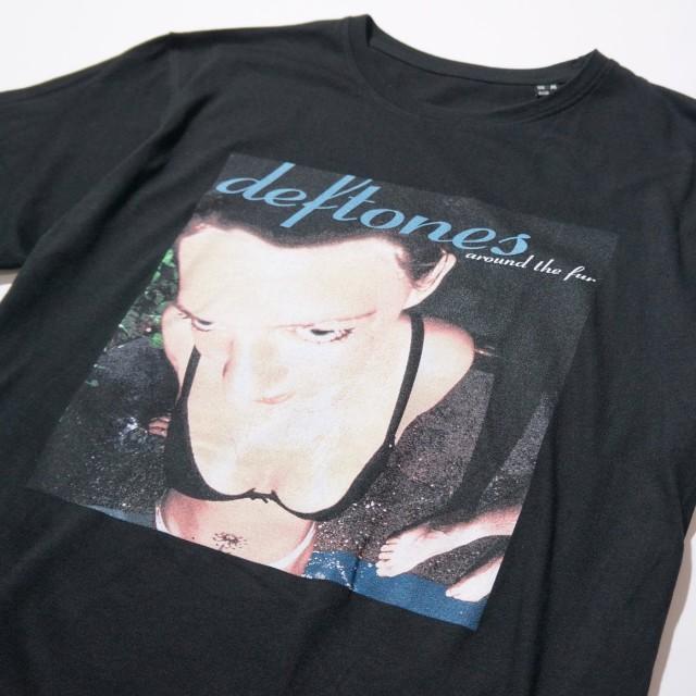 DEFTONES Tシャツ Around The Fur -Black