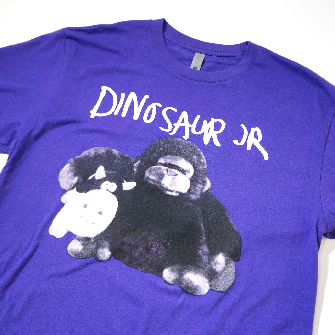 DINOSAUR Jr. Tシャツ Wagon-Purple