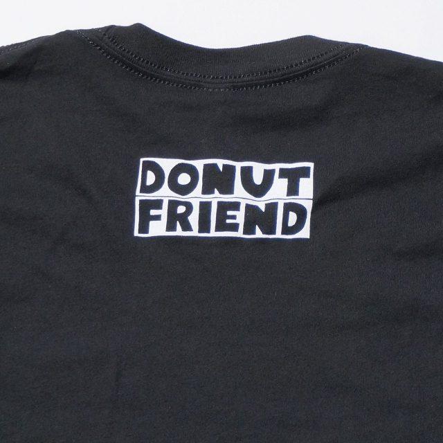 DONUT FRIEND Tシャツ Rites Of Sprinkles - Black