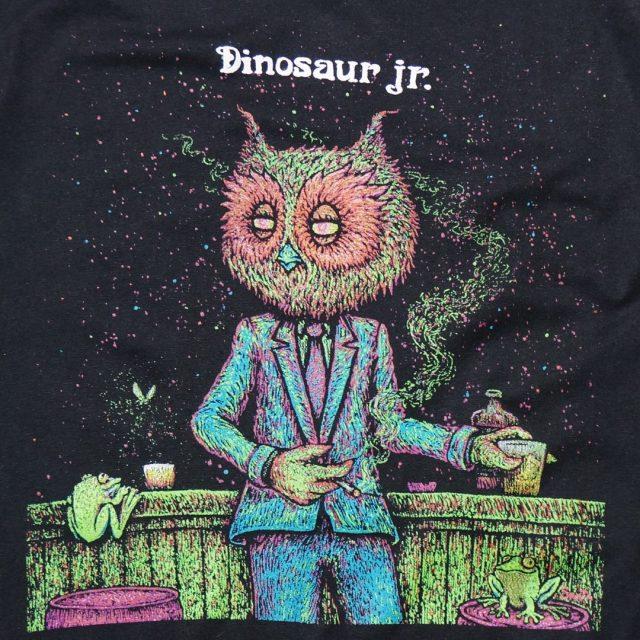 Dinosaur Jr. (ダイナソーJr) Tシャツ/Owlman