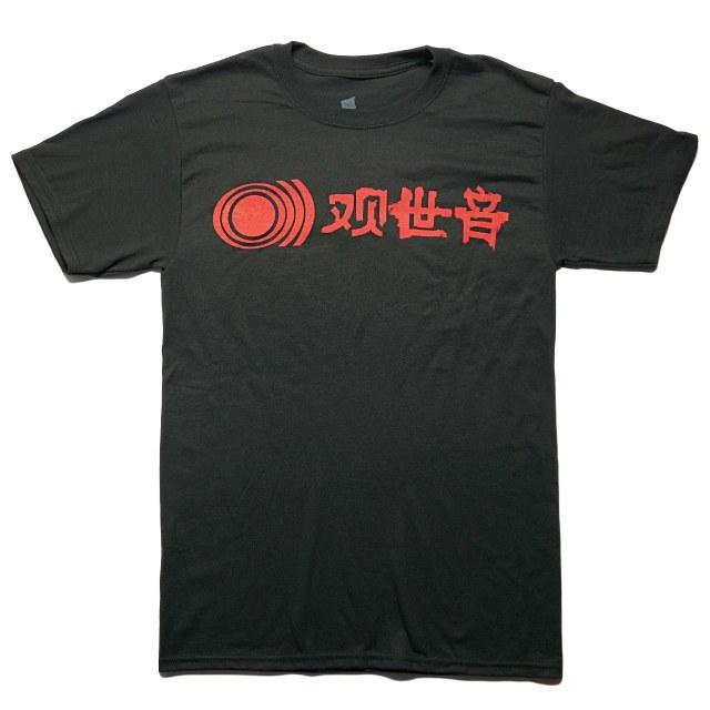 SUNN O))) [サン] Tシャツ/KANNON-Blk