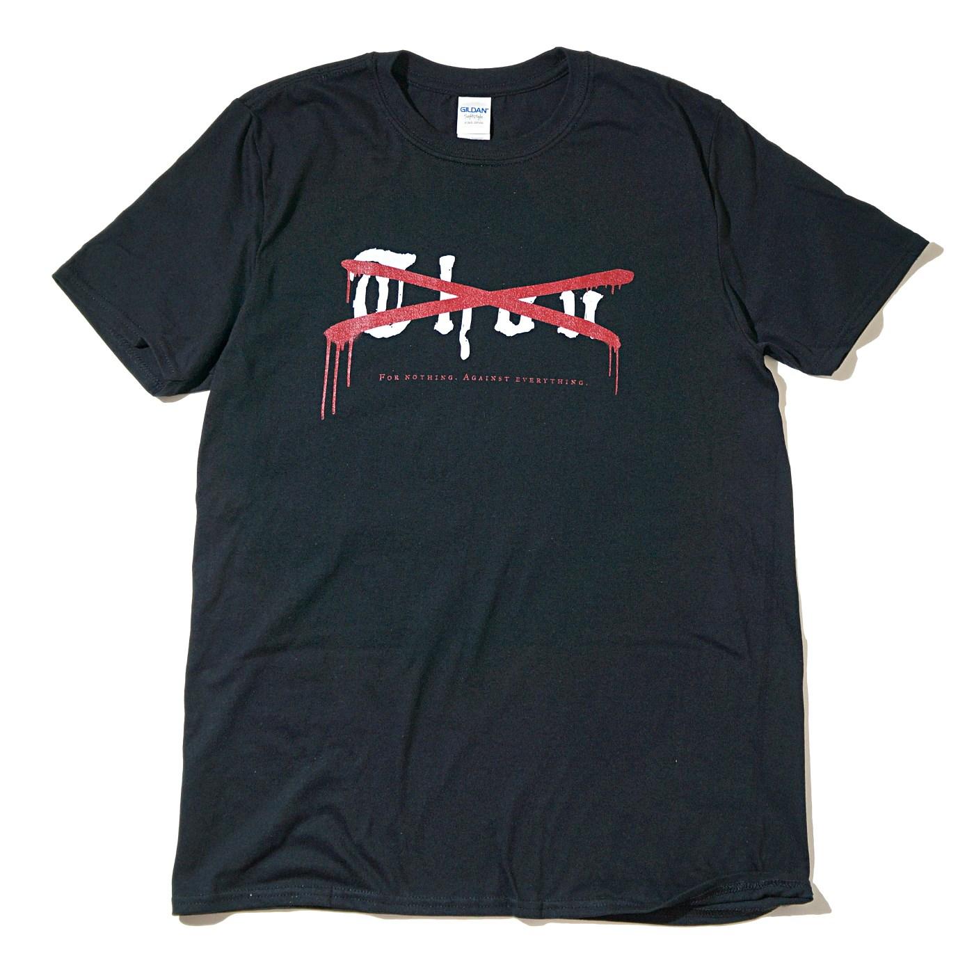 THOU バンドTシャツ Illegalize Everything-Black