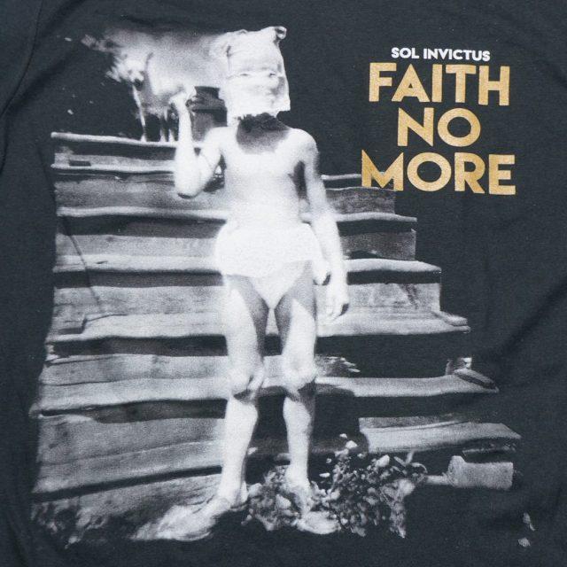 FAITH NO MORE Tシャツ/2015 N. American Tour