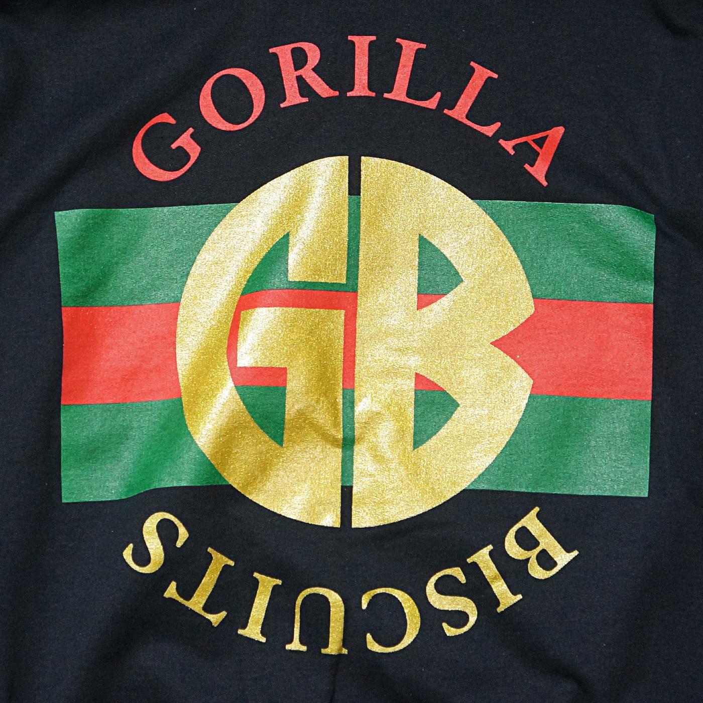 GORILLA BISCUITS スウェット・トレーナー Gucci-Black