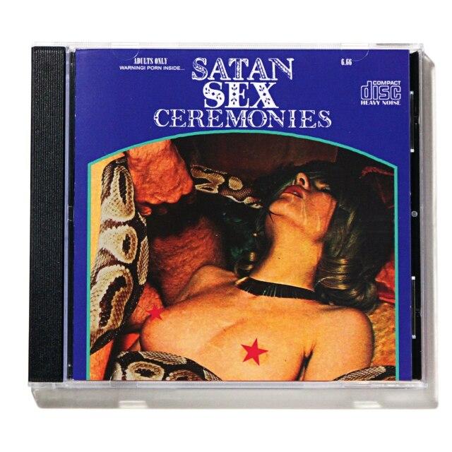 MEPHISTOFELES - Satan Sex Ceremonies CD (Ltd.400)