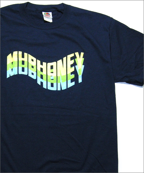 MUDHONEY/Tシャツ/Logo