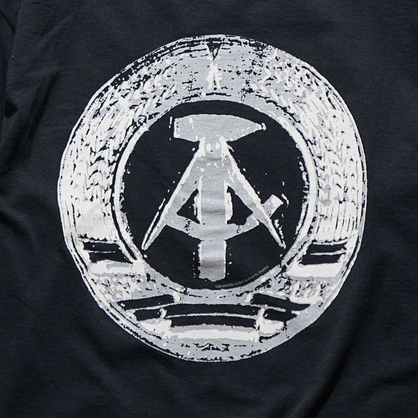 RAGE AGAINST THE MACHINE ロングスリーブTシャツ Power Stems-Black