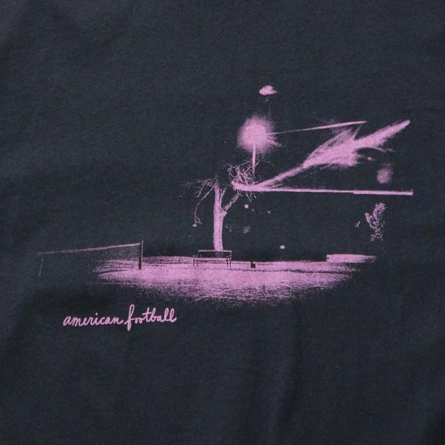 American Football Tシャツ Uncomfortably Numb-Black