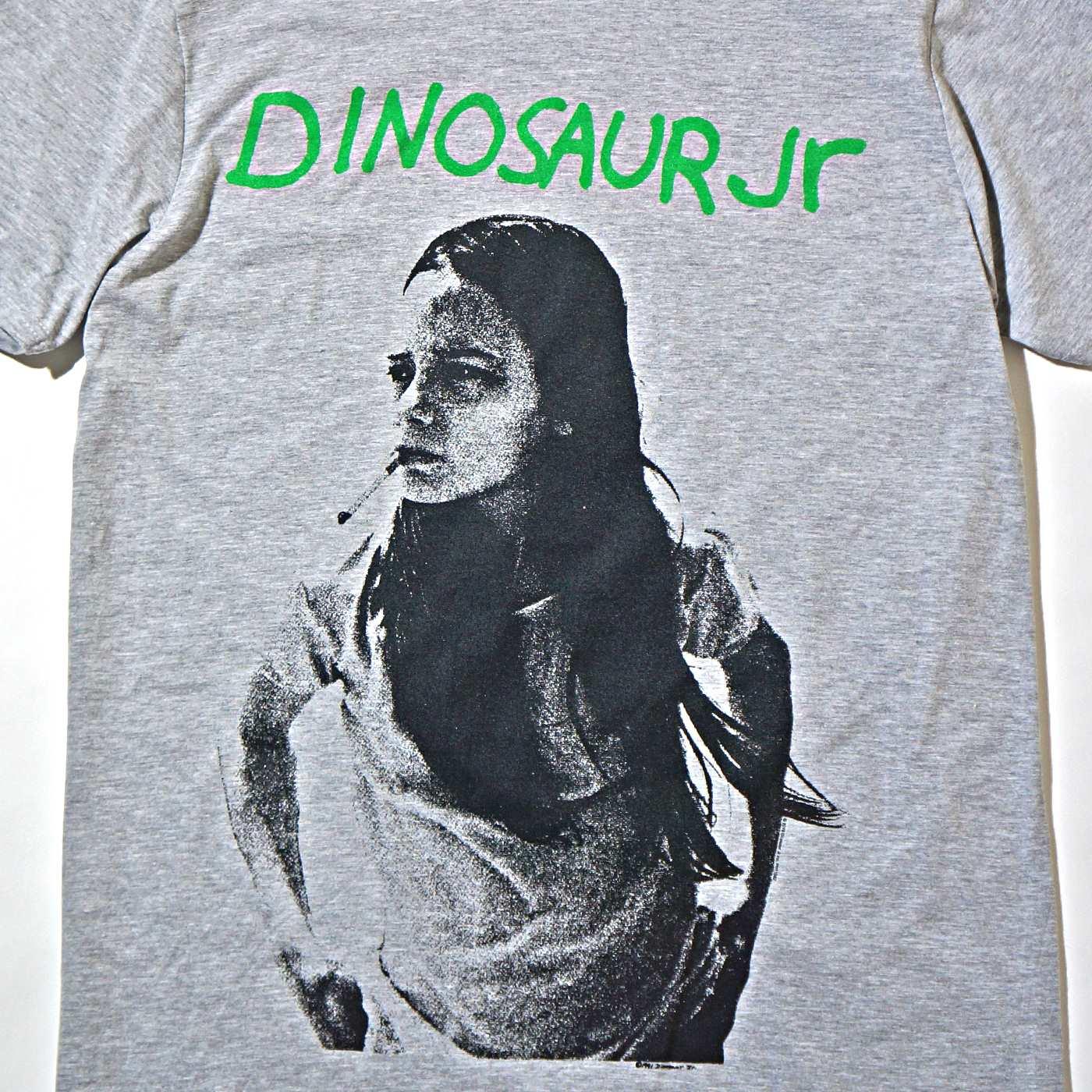 DINOSAUR Jr. Tシャツ Green Mind (UK Ver.)-Grey
