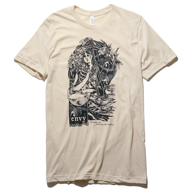 envy エンヴィー Tシャツ Invariable Will - Natural