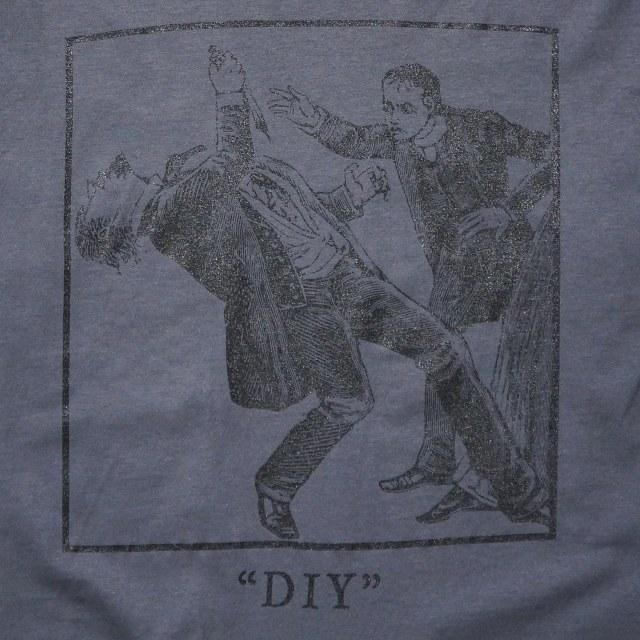 Thou Tシャツ DIY-Charcoal