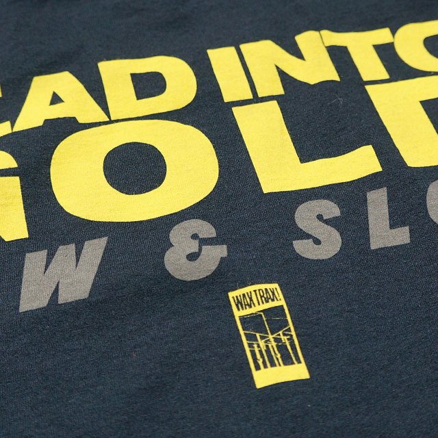 LEAD INTO GOLD Tシャツ Low and Slow -Black