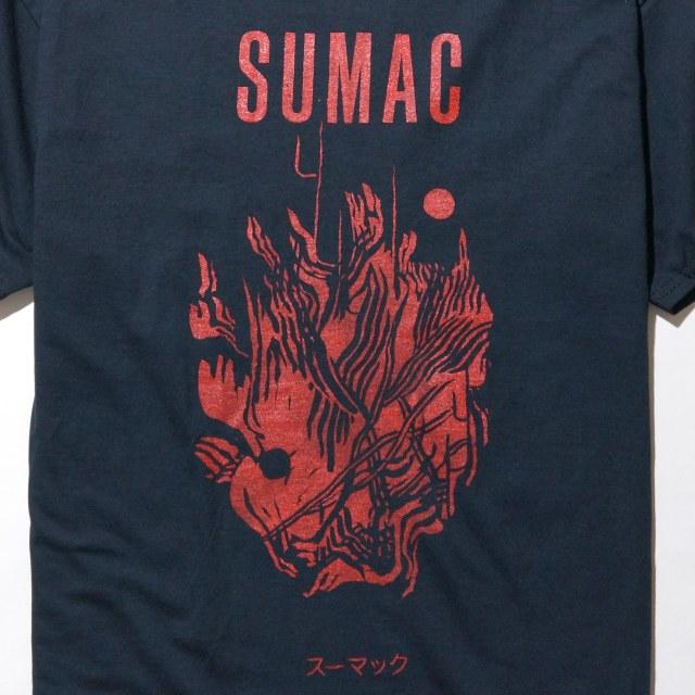 SUMAC スーマック Tシャツ Desire - Black