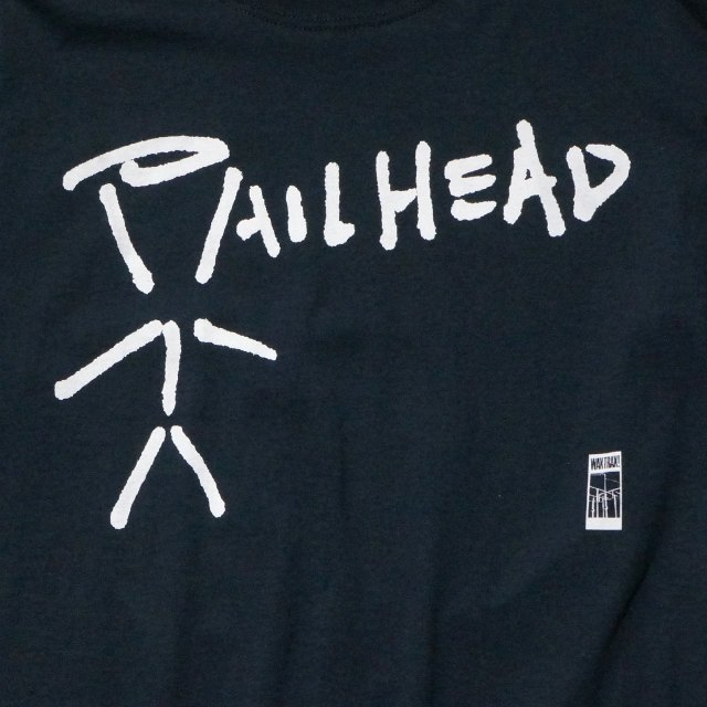 PAILHEAD Tシャツ Stickman Logo-Black