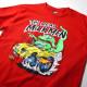 DEAD MILKMEN Tシャツ Bitchin Camaro-Red