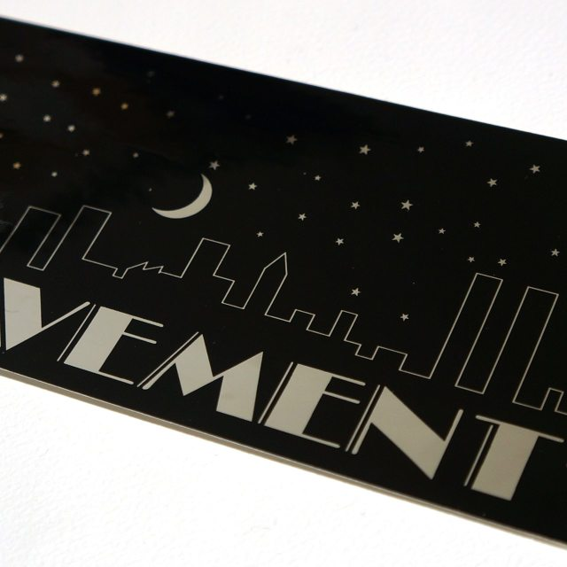 PAVEMENT ステッカー Night Falls Sticker