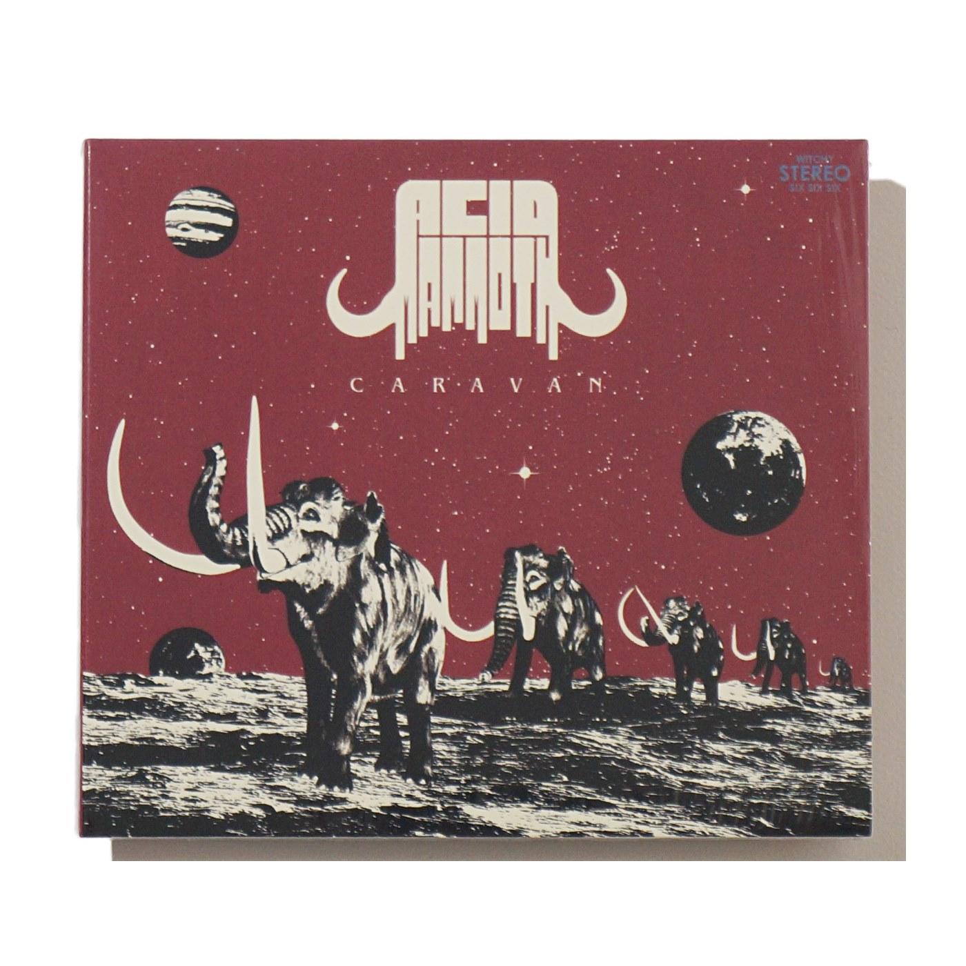 ACID MAMMOTH-Caravan(CD)