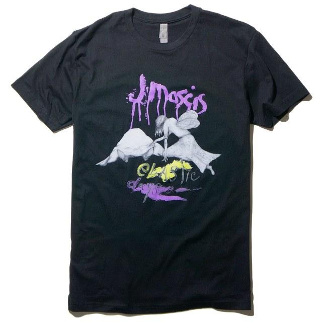 J Mascis Tシャツ Elastic Days -Black