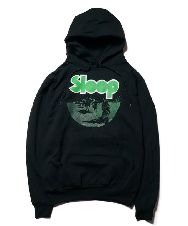 SLEEP パーカー DOPESMOKER Hoodie-Blk