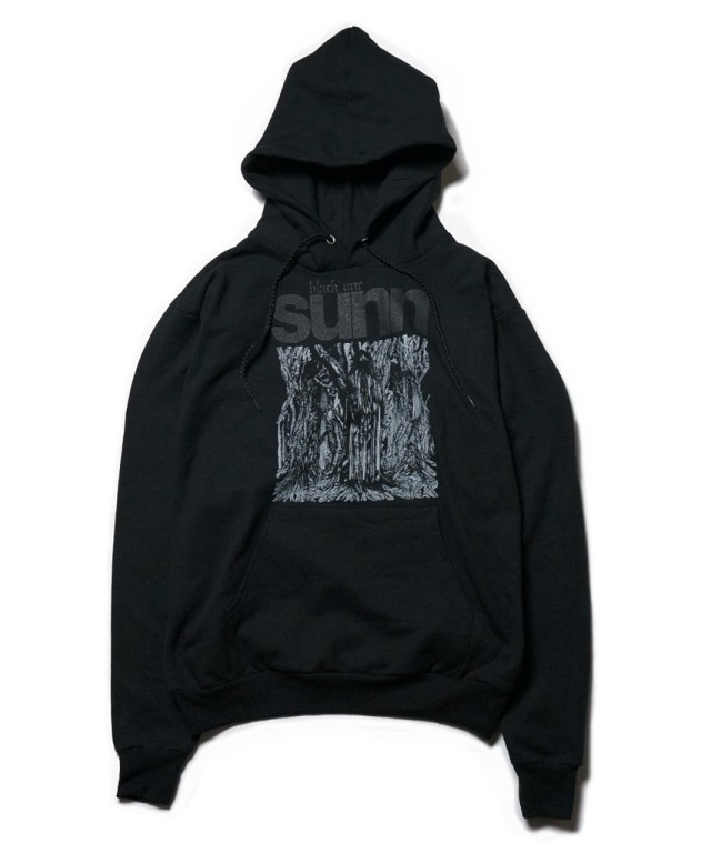 SUNN O))) パーカーBLACK ONE PULLOVER HOODED