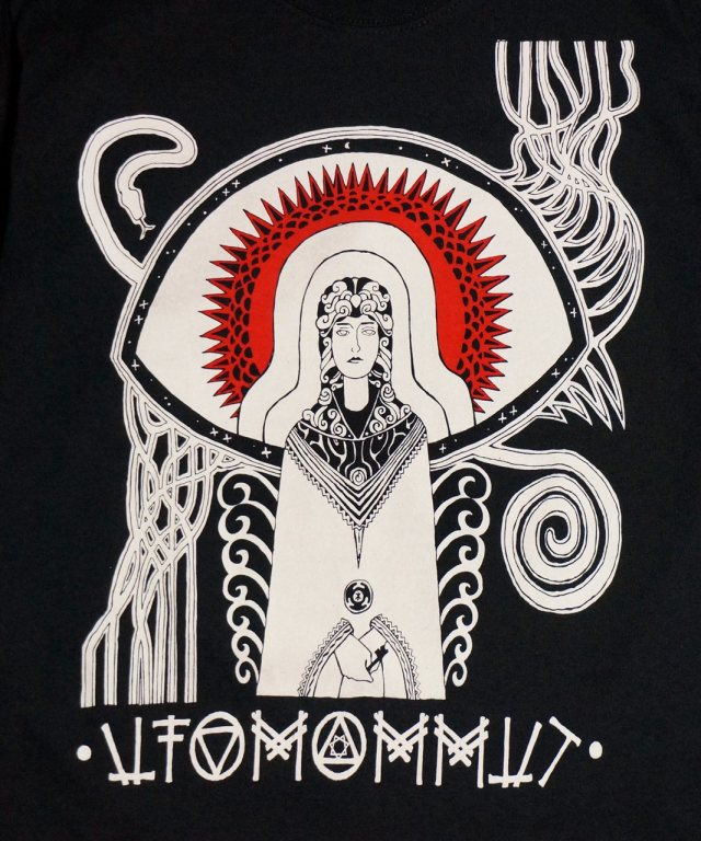 UFOMAMMUT Tシャツ/Oracle