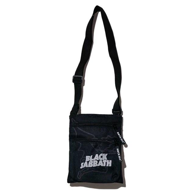 BLACK SABBATH ショルダーバッグ サコッシュ Demon -Blk