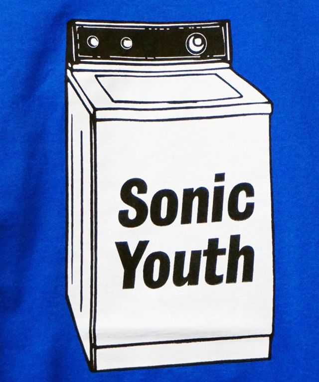 Sonic Youth Tシャツ ソニック・ユース Washing Machine