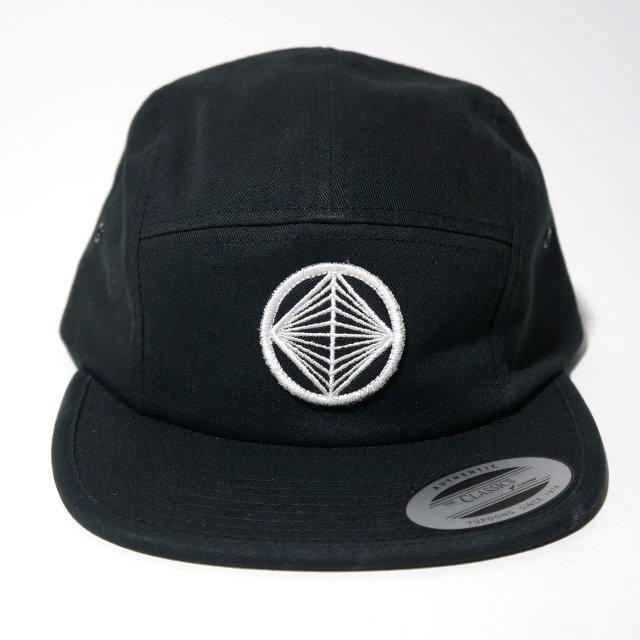 STRFKR キャップ 5-Panel Hat-Black