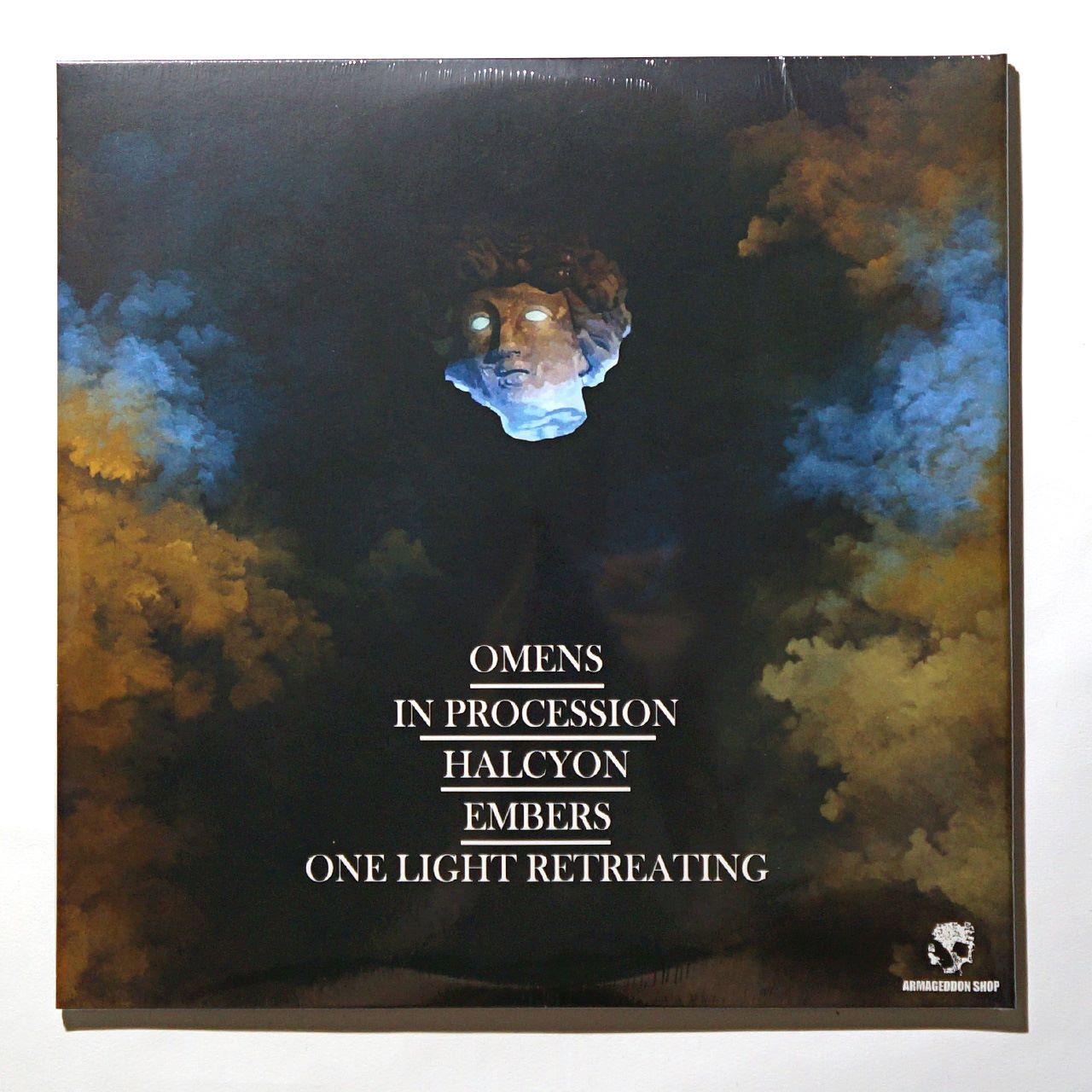ELDER - Omens 2xLP (180g Blue) レコード