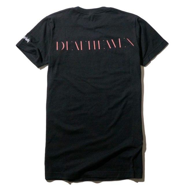 DEAFHEAVEN(デフヘヴン) Tシャツ Sunbather - ブラック