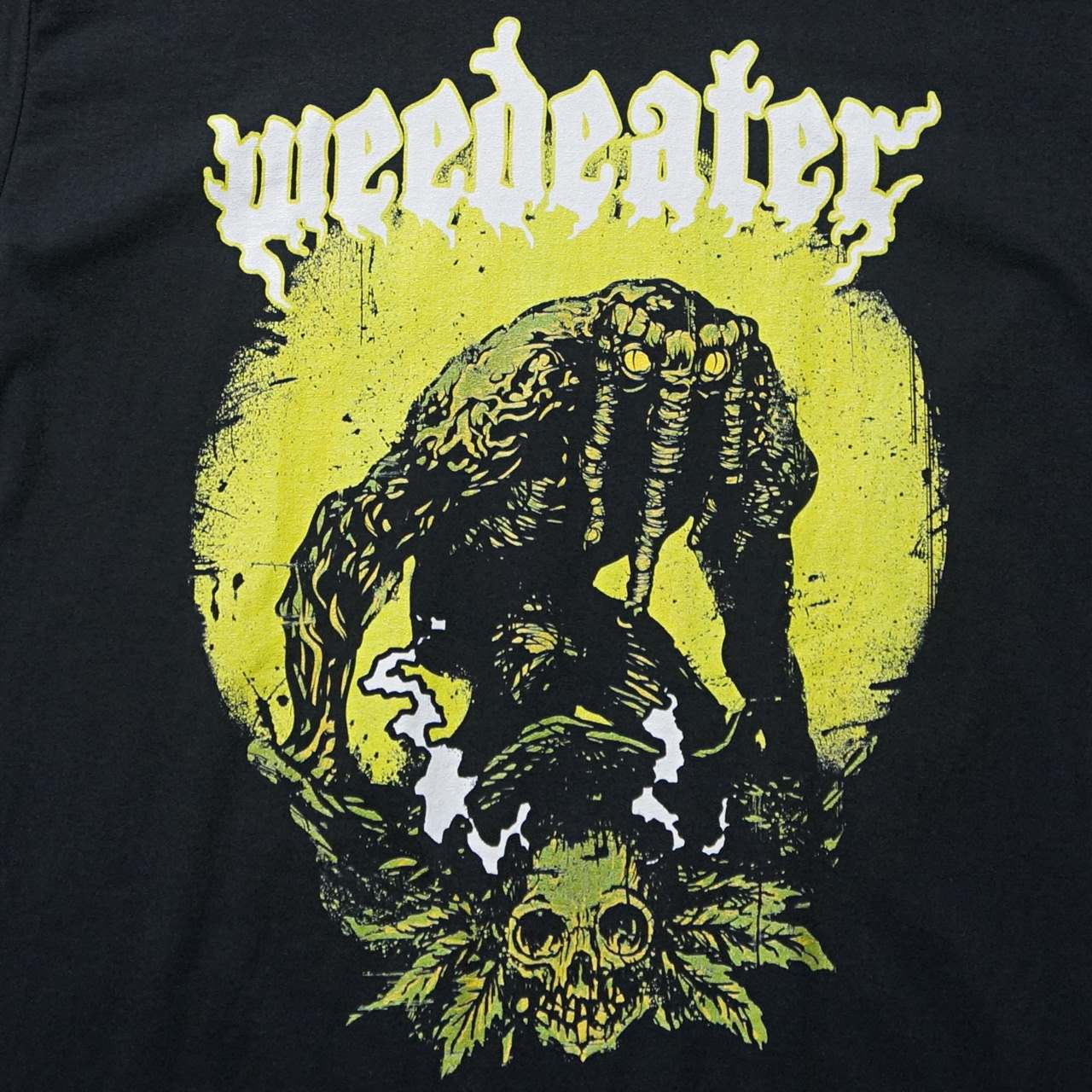 WEEDEATER Tシャツ Swamp-Black