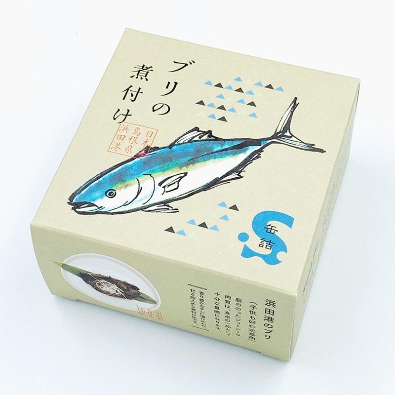 シーライフ 浜田煮付け缶詰セット 3缶