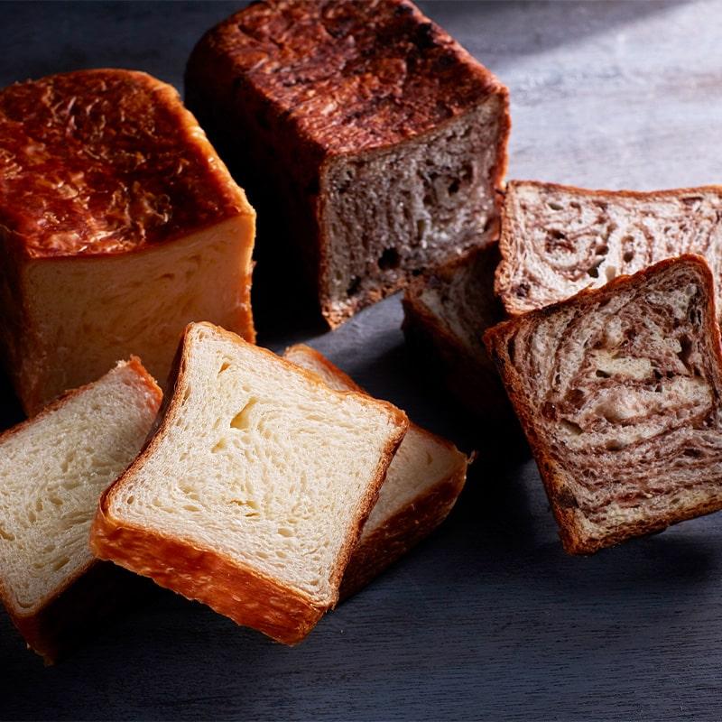 八天堂 とろける食パン 3斤 [258]