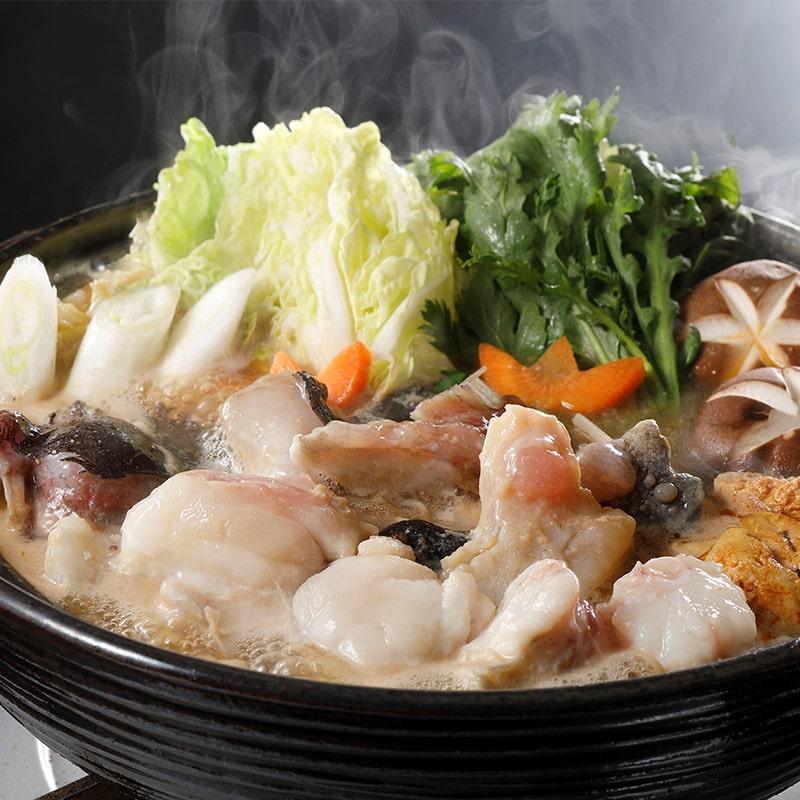 シーライフ あんこう鍋セット 肝・味噌スープ付