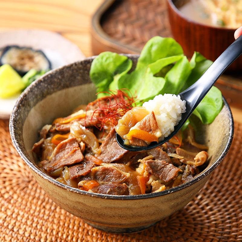 哲多すずらん食品加工 奥備中の洋食 4食セット