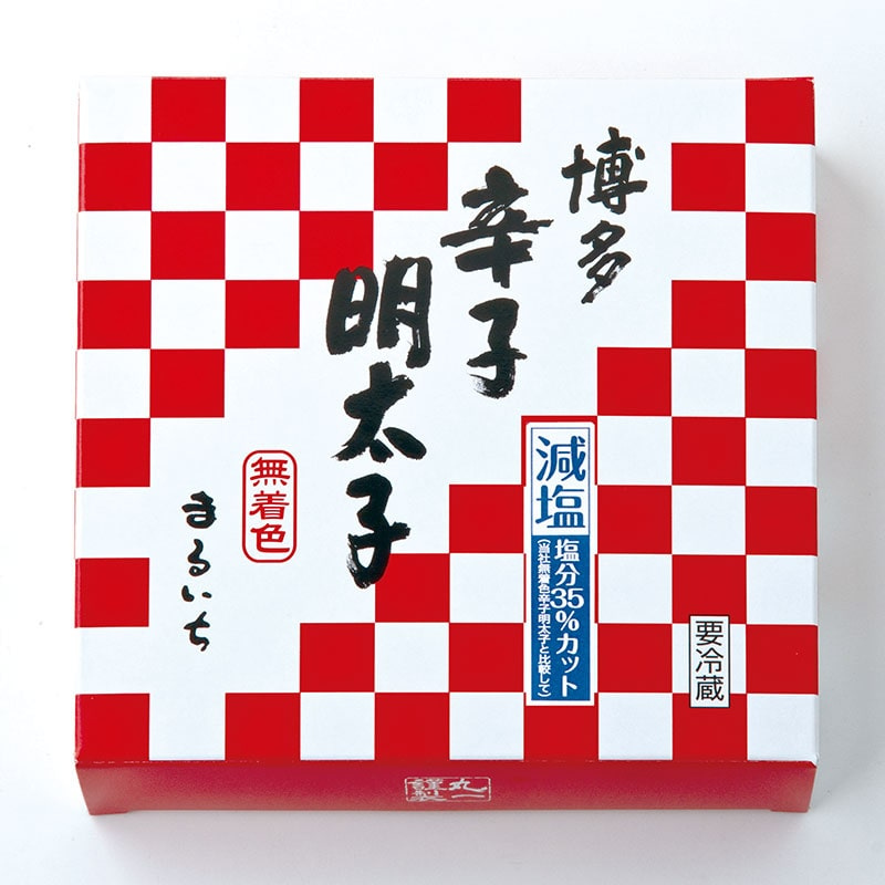 九州丸一食品 博多減塩明太子 280g 冷蔵便