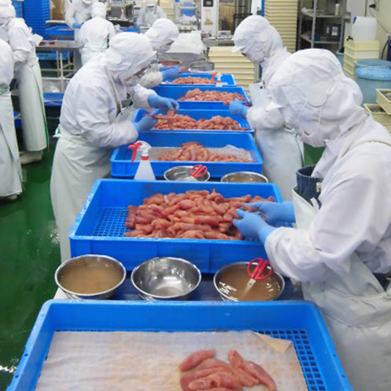 九州丸一食品 減塩明太子・博多漬けセット 180g×3 冷蔵便