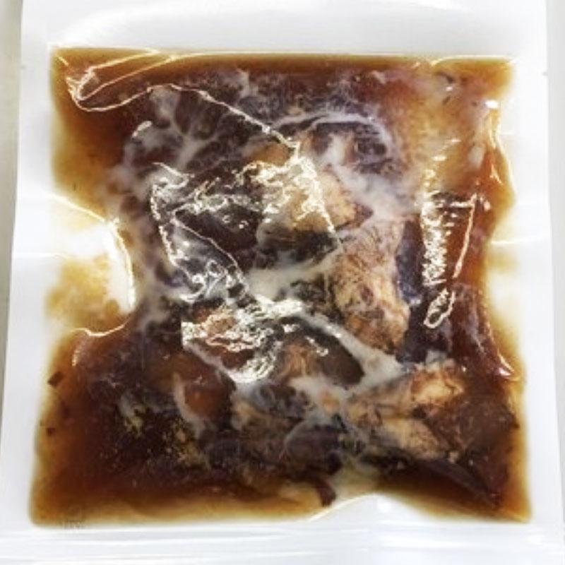 九州丸一食品 豚軟骨のやわらか煮 1kg(200g×5) 常温便