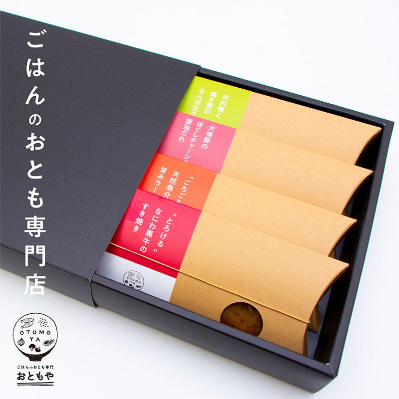 おともや ごはんのおとも 大阪もん詰合せ 400g 冷凍便