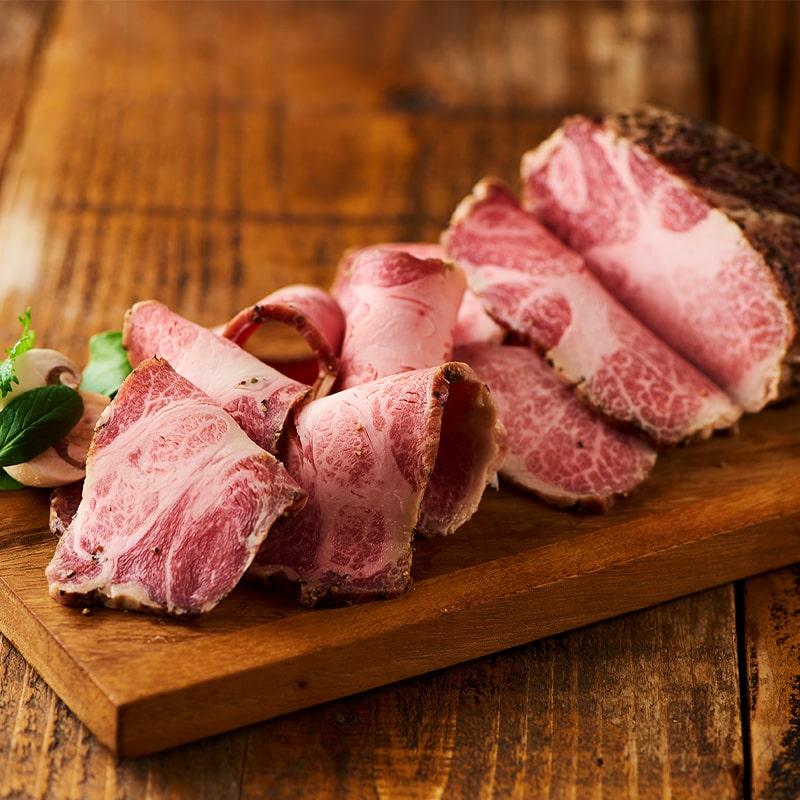 タイシコーポレーション イベリコ豚無添加ローストポーク 300g 冷凍便