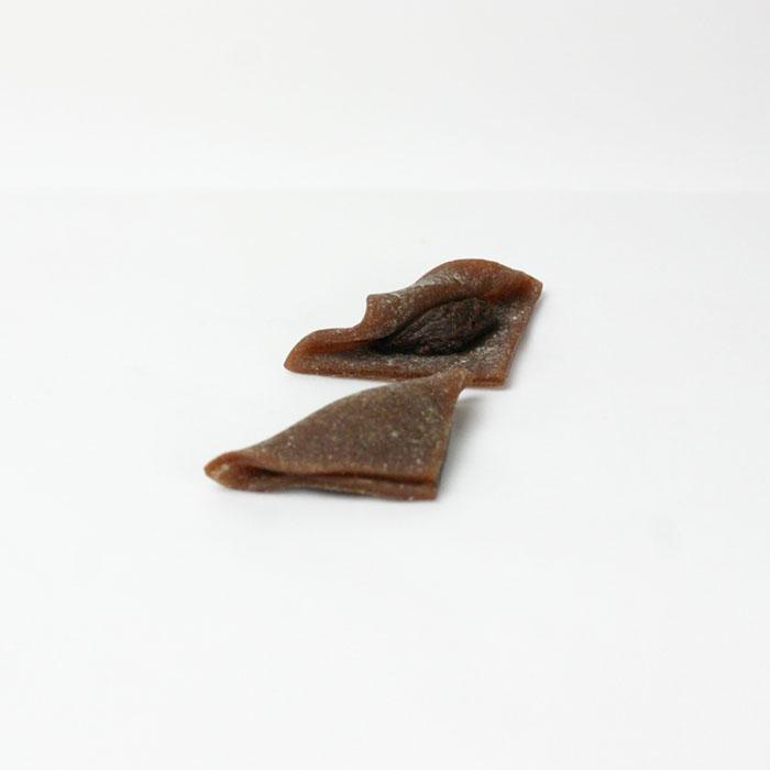 ※製造休止-再開未定-こたべ チョコあん 5個入り【おたべ】 ※のし・包装不可
