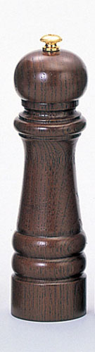 IKEDA 7103 ペパーミル(胡椒挽き) ケヤキ材