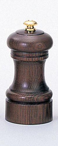 IKEDA 3103 ペパーミル(胡椒挽き) ケヤキ材