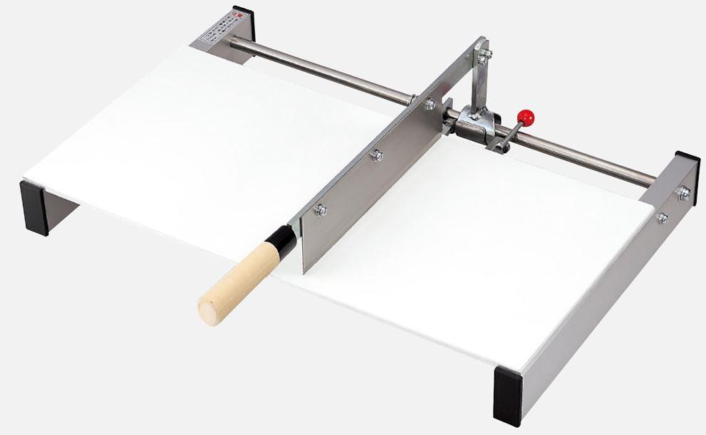 麺切り機 幅600mm型 自由設定・堅牢型