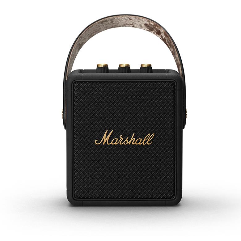 Marshall Stockwell 2 IPX4防水仕様ポータブルBluetoothスピーカー