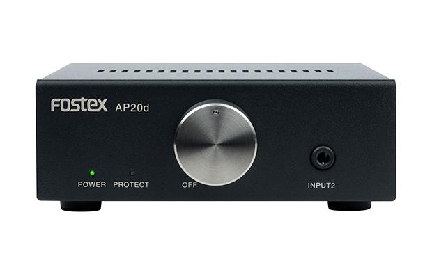 FOSTEX  AP20d  パーソナル・アンプ