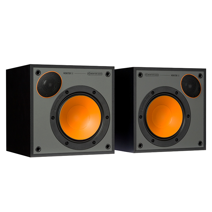 MonitorAudio Monitor50 (ペア) ブックシェルフスピーカー
