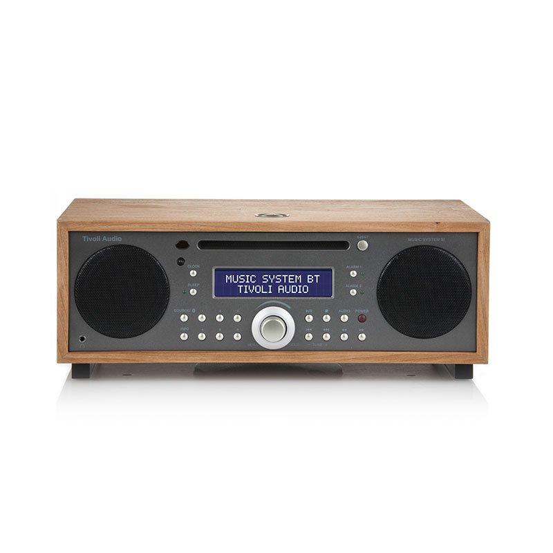 Tivoli Audio 「MUSIC SYSTEM BT Generation2」CDプレイヤー搭載オールインワンステレオシステム