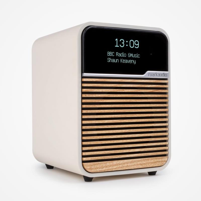 ruarkaudio 「R1mk4」Bluetooth対応ラジオスピーカー